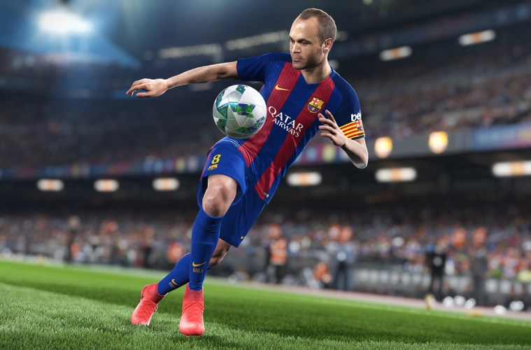 Requisitos de Pro Evolution Soccer 2018