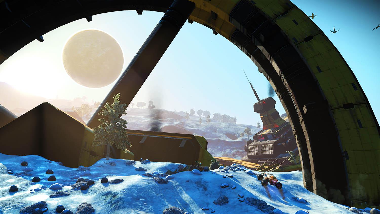 El Alzamiento de Atlas - No Man's Sky