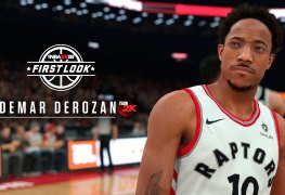 gameplay de NBA 2K18