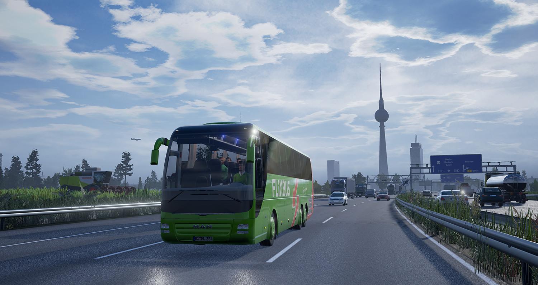 Fernbus Simulator llegará a España
