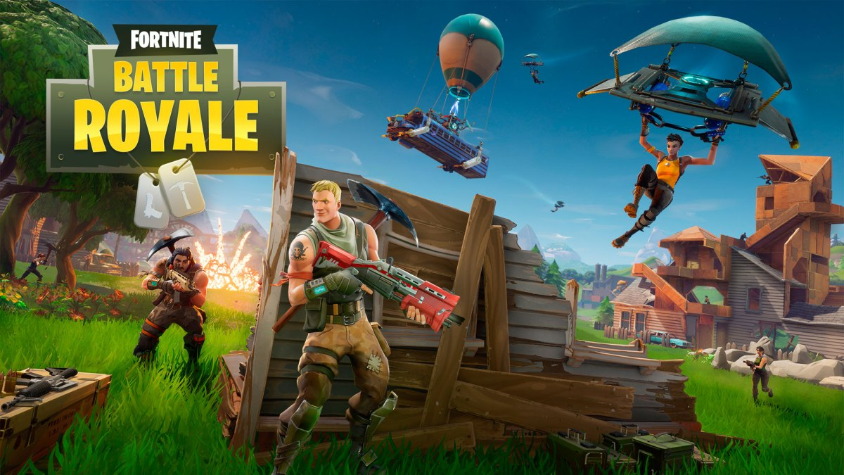 Battle Royale de Fortnite