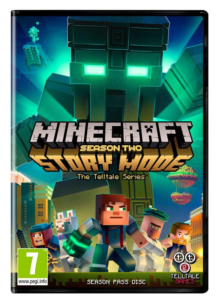 Minecraft: Story Mode – Temporada Dos
