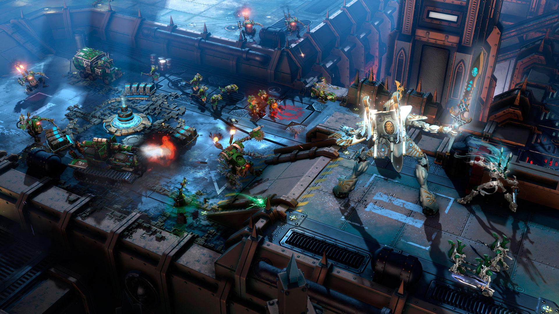 Dawn of War III - Guerra Interminable