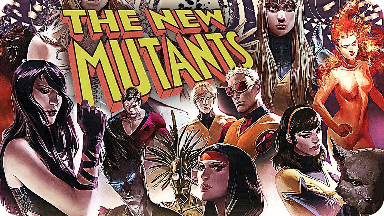tráiler de Los nuevos mutantes