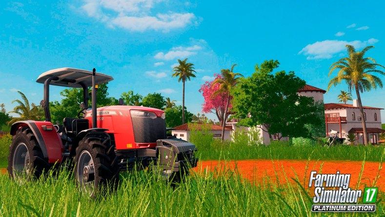 Farming Simulator 17 Platinum Edition