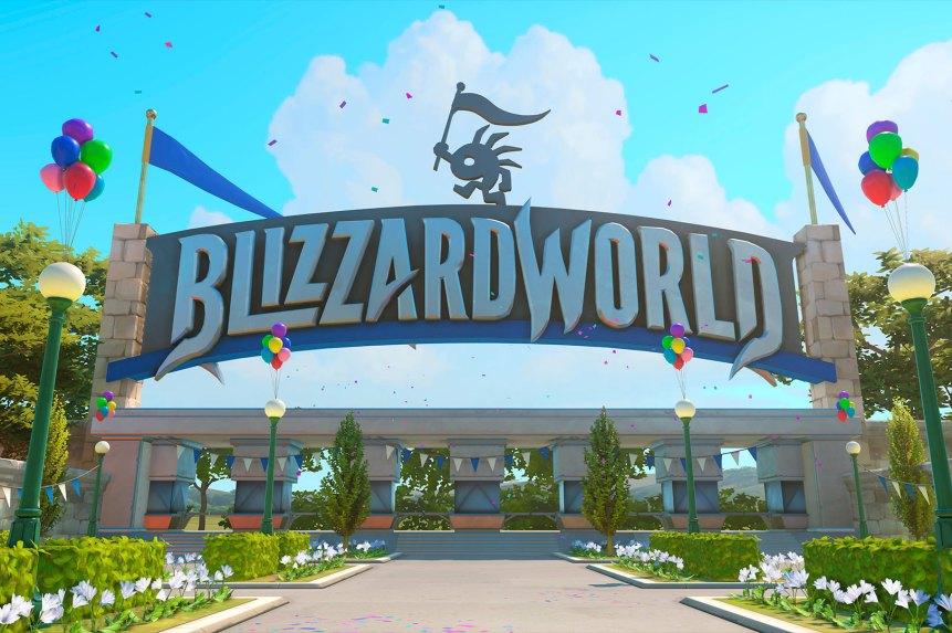nuevo mapa, nueva heroína y corto de Overwatch