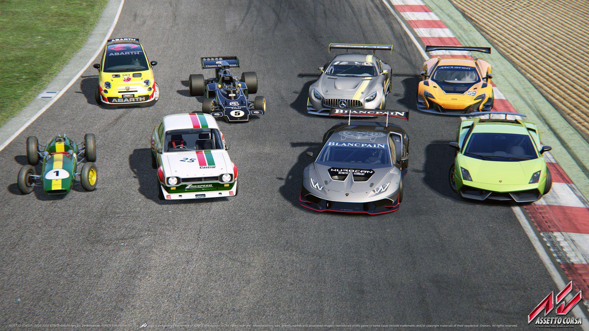 Bonus Pack 3 de Assetto Corsa
