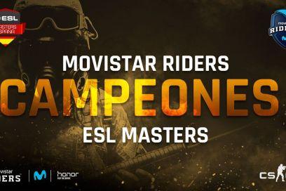 campeón de la Temporada 2 de ESL Masters