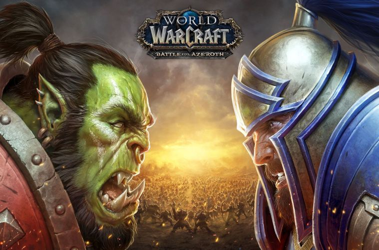 Battle for Azeroth estará disponible en verano de 2018