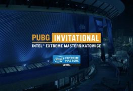 PUBG en Intel Extreme Masters Katowice