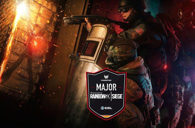 Predator Rainbow Six Siege Major