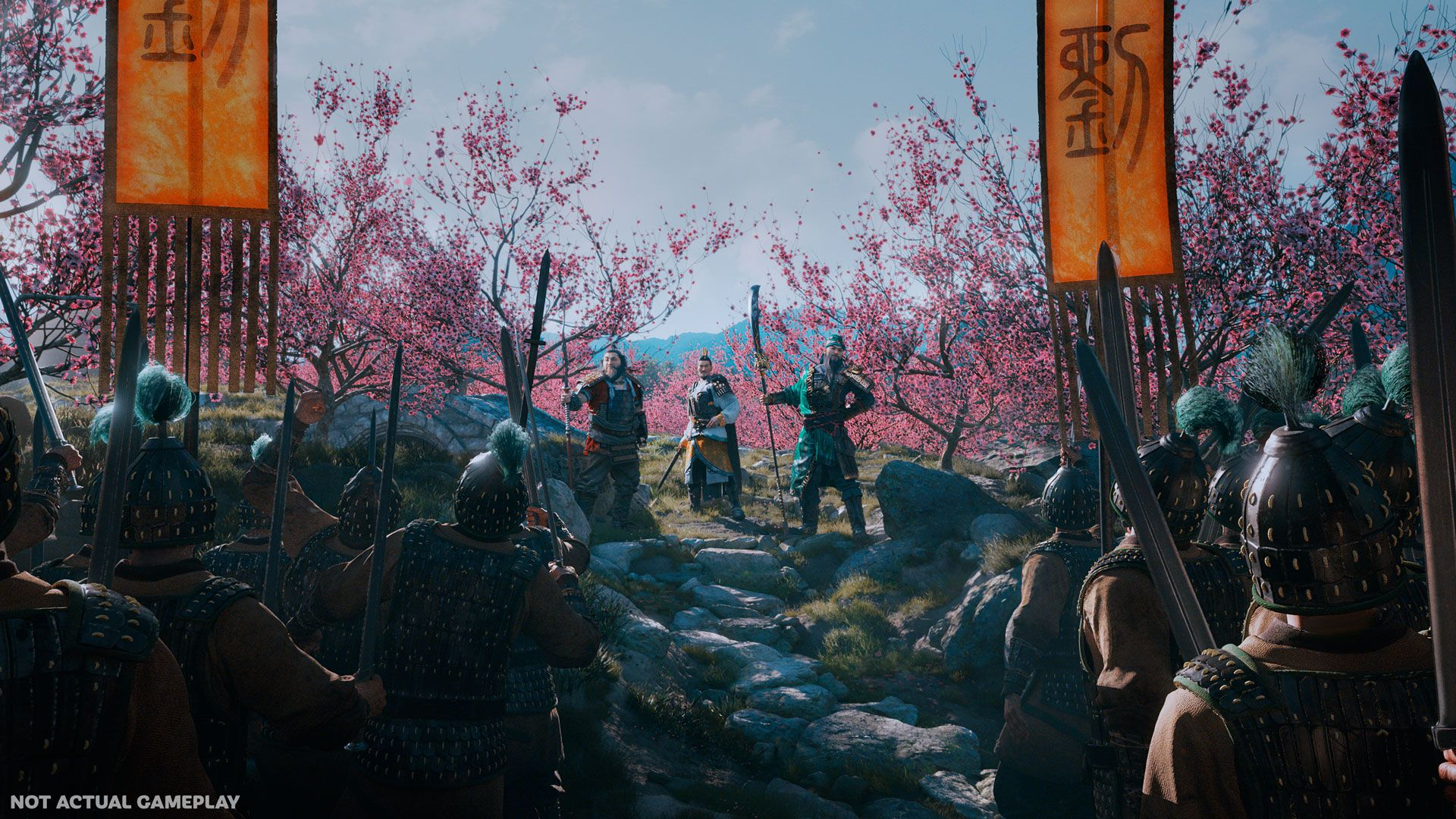 lanzamiento de Total War: Three Kingdoms