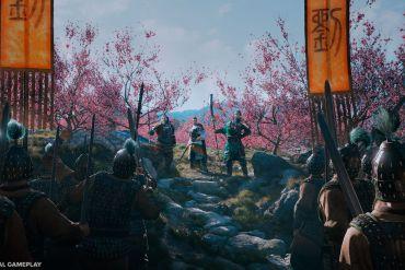 lanzamiento de Total War: Three Kingdoms