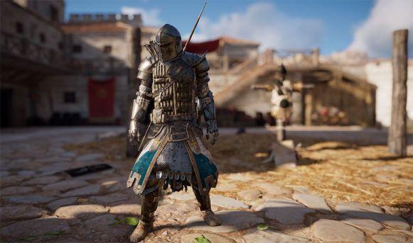 enero 2018 en Assassin's Creed Origins