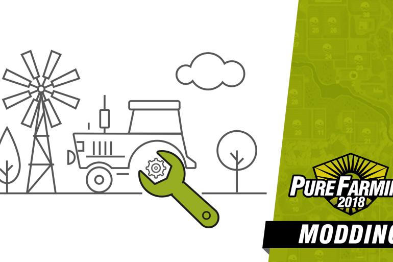 Pure Farming 2018 tendrá soporte con mods