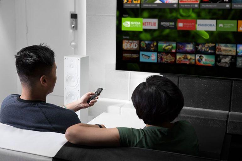actualización 6.3 para NVIDIA Shield TV