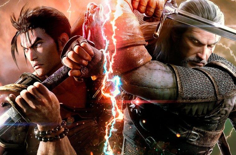 Geralt de Rivia será personaje jugable de SoulCalibur VI