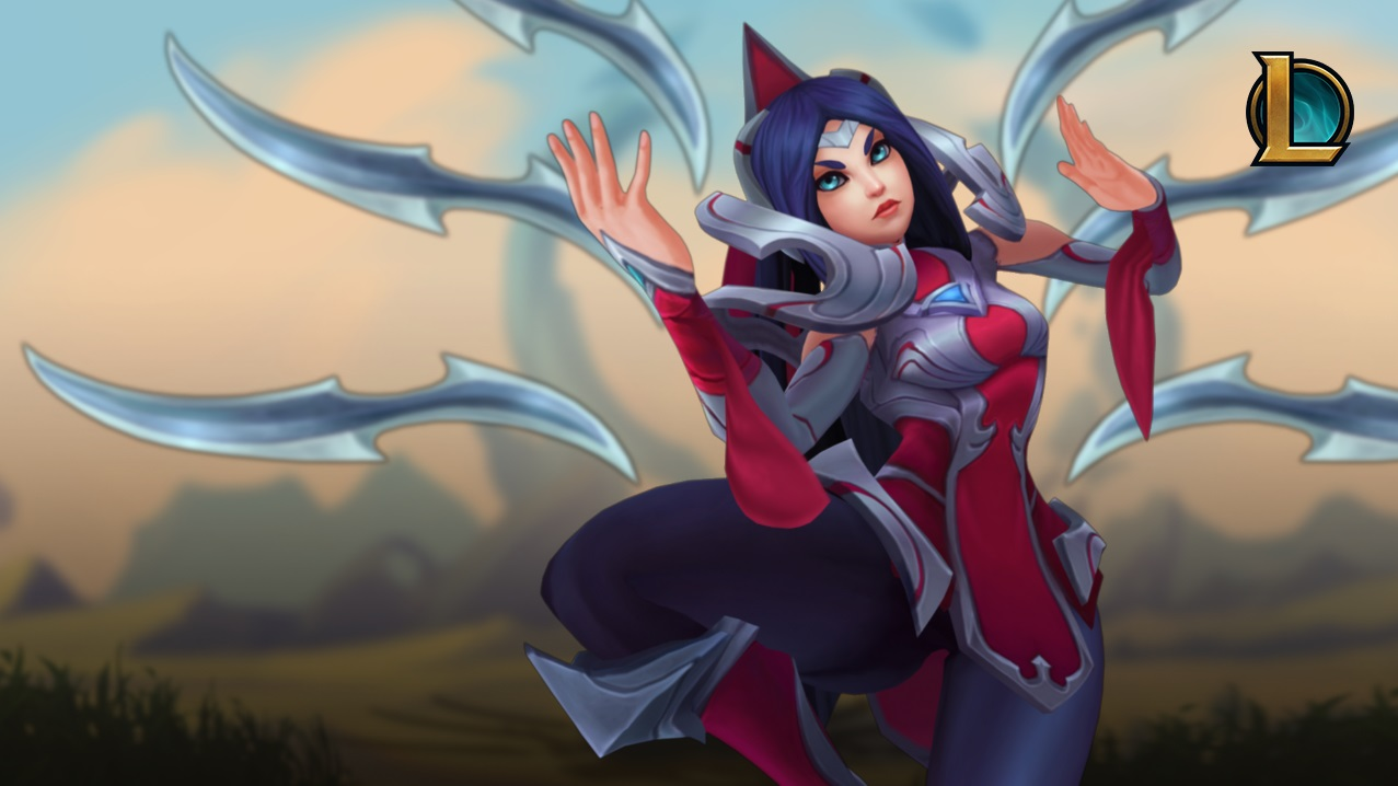 Irelia en League of Legends