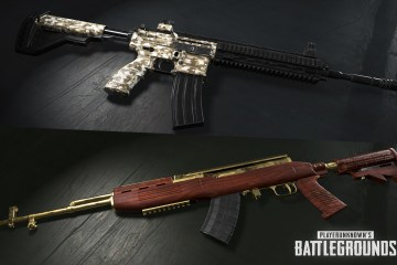 skins de armas a Playerunknown's Battlegrounds