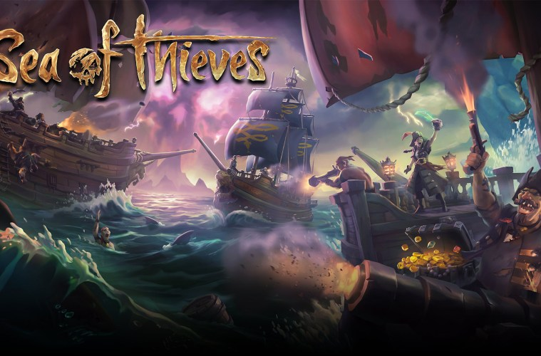 Requisitos de Sea of Thieves