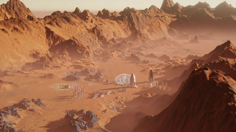 requisitos de Surviving Mars