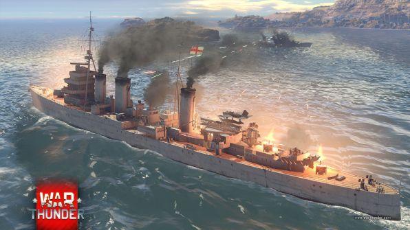 War Thunder - Buques de Guerra (3)