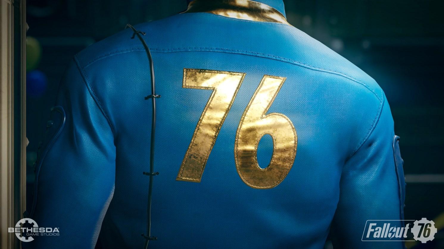 Fallout 76 mediante un tráiler teaser