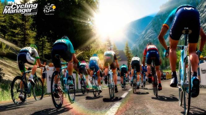 Pro Cycling Manager 2018 - Anuncio (1)