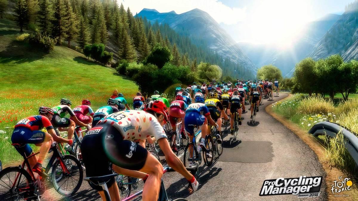 Pro Cycling Manager 2018 llegarán en junio