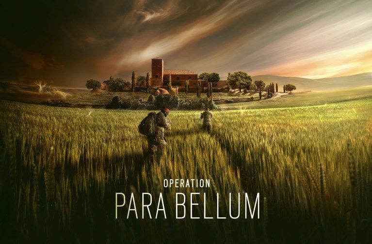 Tom Clancy's Rainbow Six Siege - Bellum