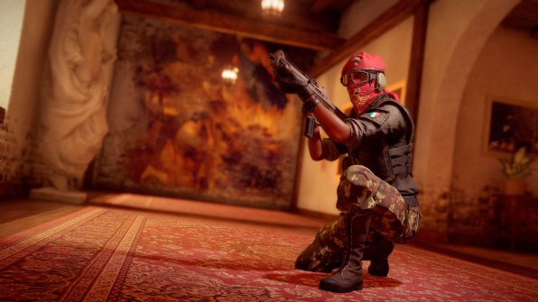 Tom Clancy's Rainbow Six Siege - Operación Bellum (2)
