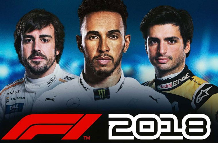 requisitos de F1 2018
