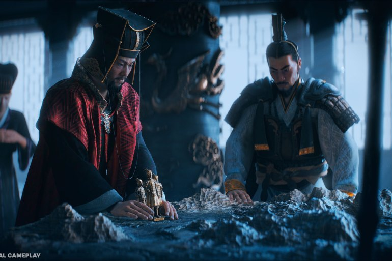 tráiler cinemático de Total War: Three Kingdoms