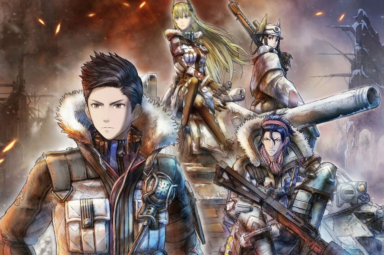 Valkyria Chronicles 4 ID