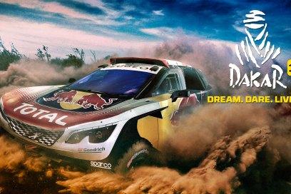 Tráiler de lanzamiento de Dakar 18