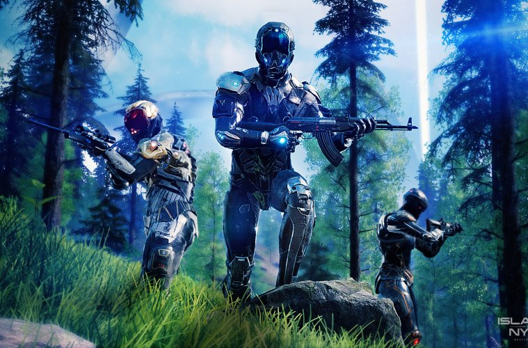 Requisitos de Islands of Nyne: Battle Royale