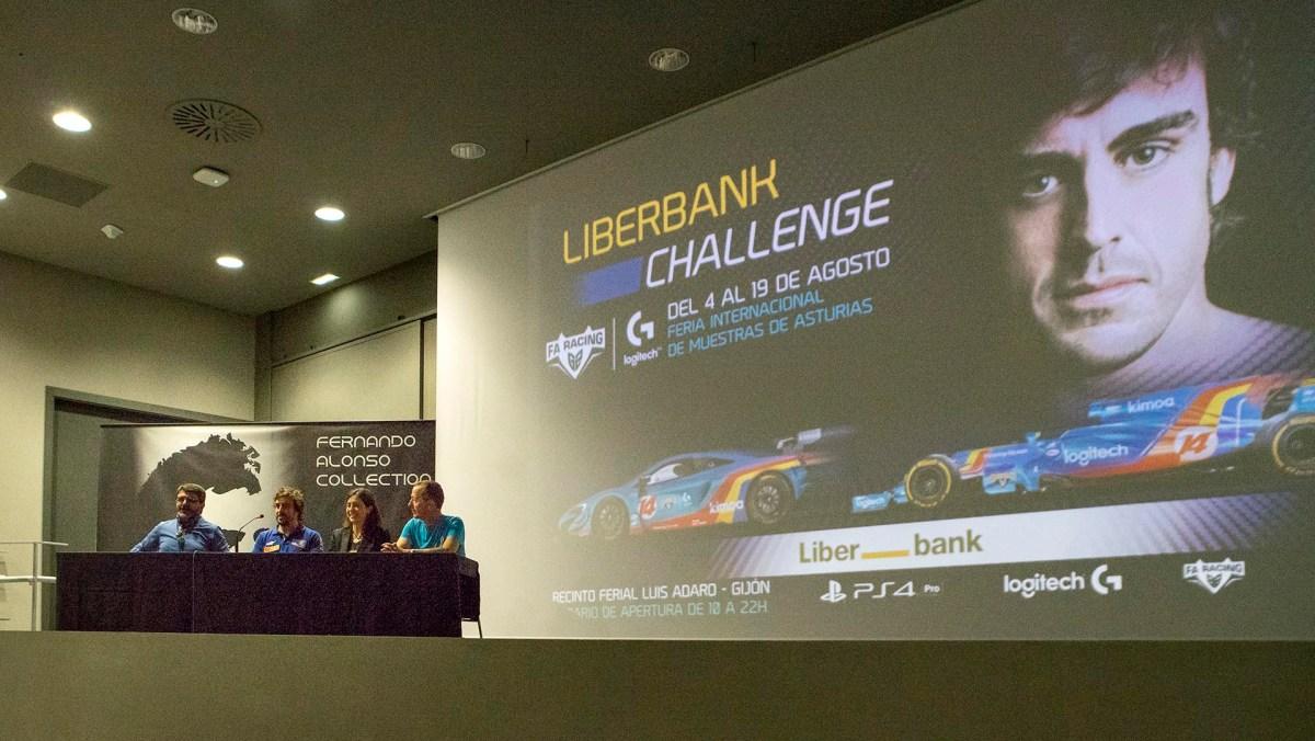 Liberbank Challenge - FA Racing Logitech G
