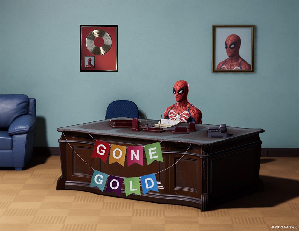 desarrollo de Marvel's Spider-Man