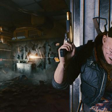 Cyberpunk 2077 en castellano