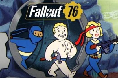 personalización en Fallout 76