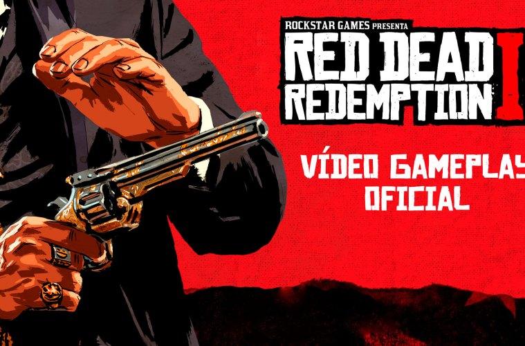 gameplay de Red Dead Redemption 2