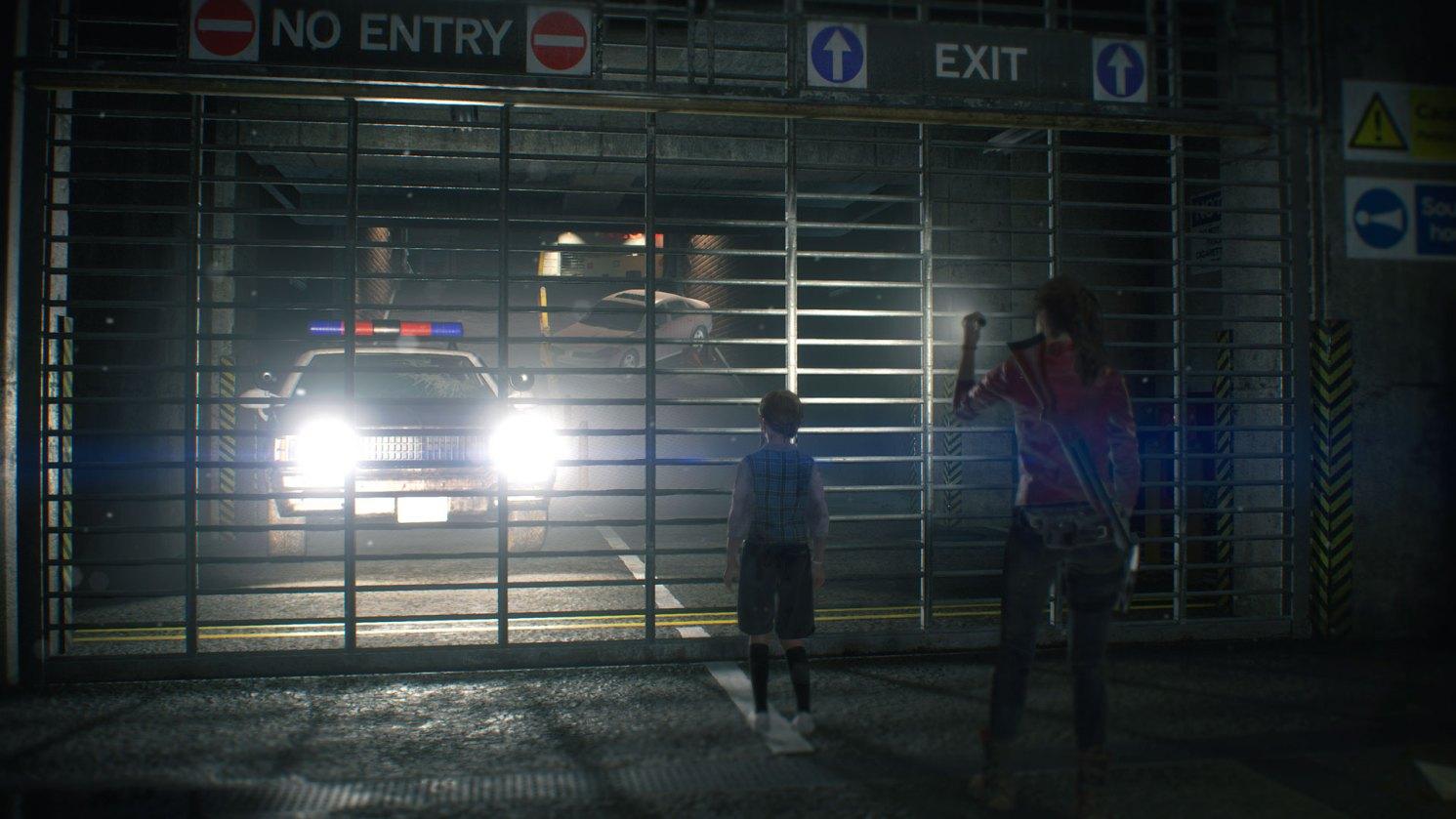 Resident Evil 2 Gamescom 2018 5