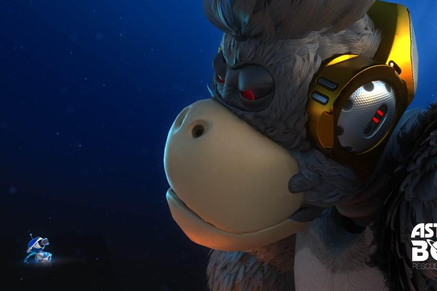 vídeo de Astro Bot Rescue Mission