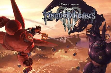 Big Hero 6 aparecerá en Kingdom Hearts III