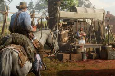 fauna salvaje de Red Dead Redemption 2