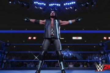 Daniel Bryan con WWE 2K19