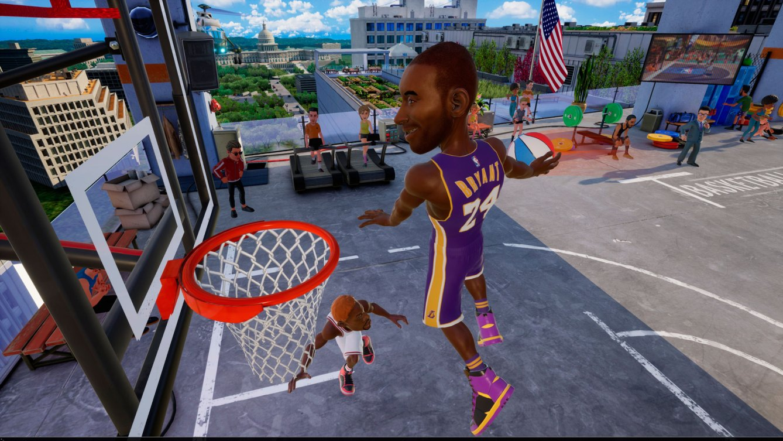 NBA 2K Playgrounds 2 Lanz