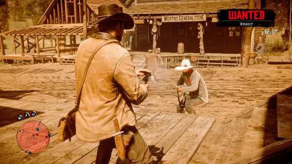 Red Dead Redemption 2 - Dead Eye (2)