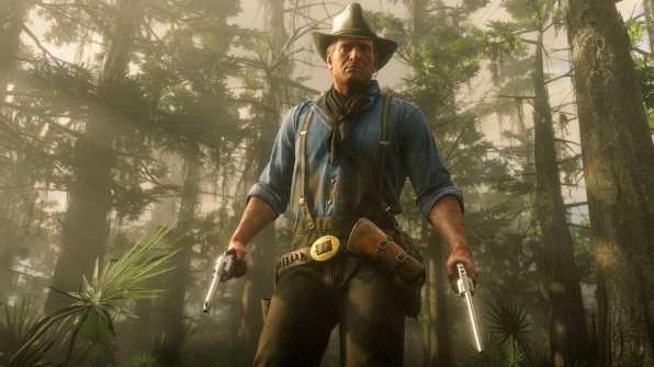 Red Dead Redemption 2 - personalización de armas (4)