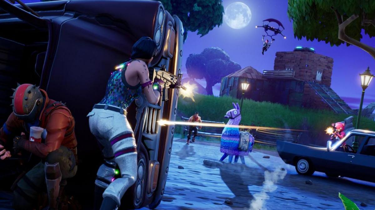 semana 10 de la temporada 6 en Fortnite
